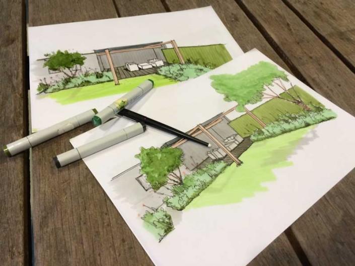 De rooy hoveniers tuinonderhoud - Idee van allee tuin ...