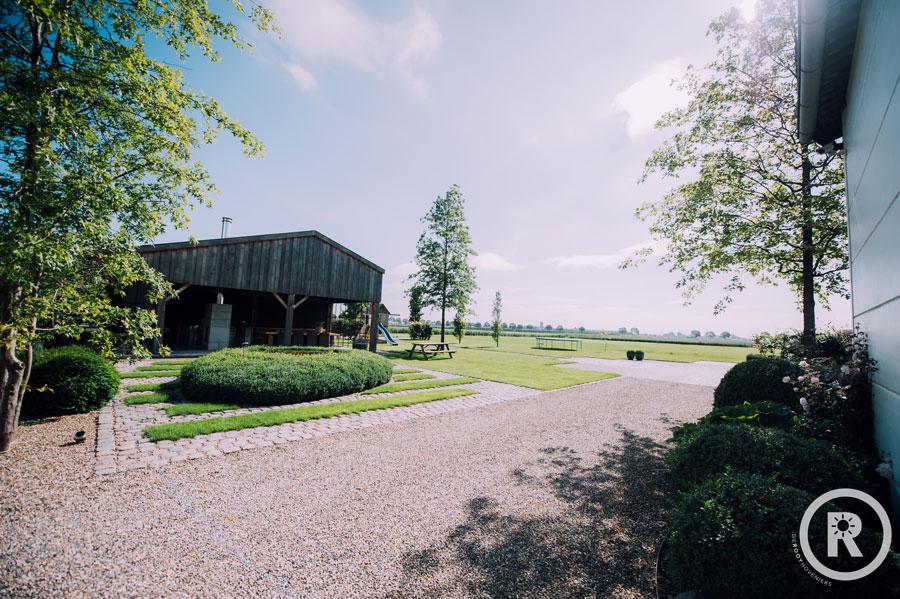 Tuinontwerp Nieuwendijk