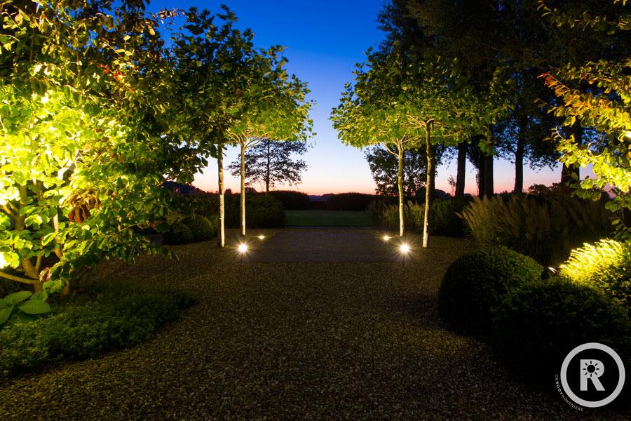 Tuinverlichting Nieuwendijk