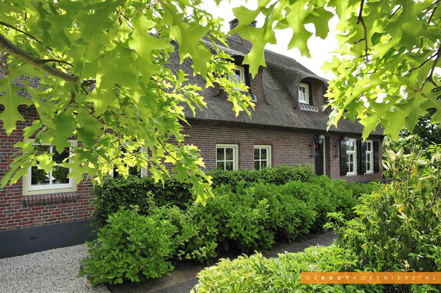 Tuinontwerp Oosterhout