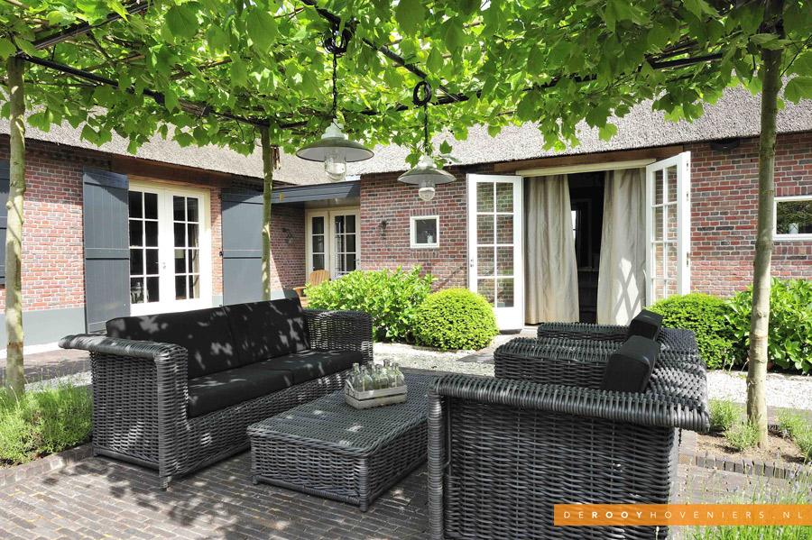 Tuinaanleg Oosterhout