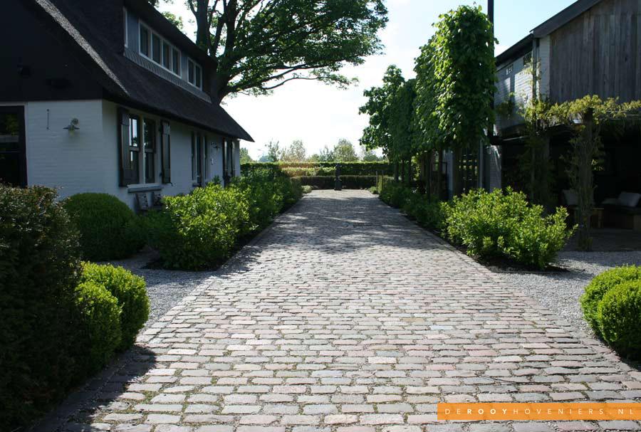 Landelijke tuin Almkerk