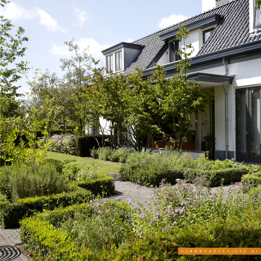 Tuinontwerp Dordrecht